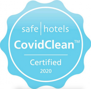 certificación Safehotels CovidCleanTM