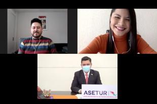 Programa Ama Viajar Oaxaca y ASETUR